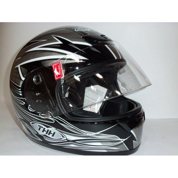 TS15 Black/silver