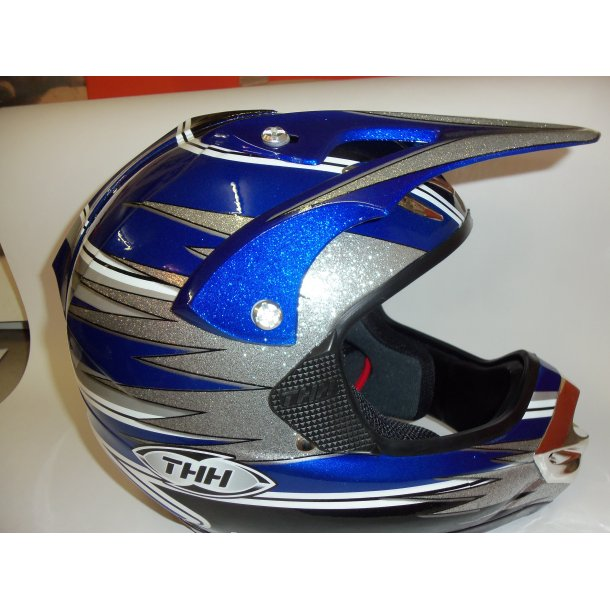 Tx51 Blue/silver